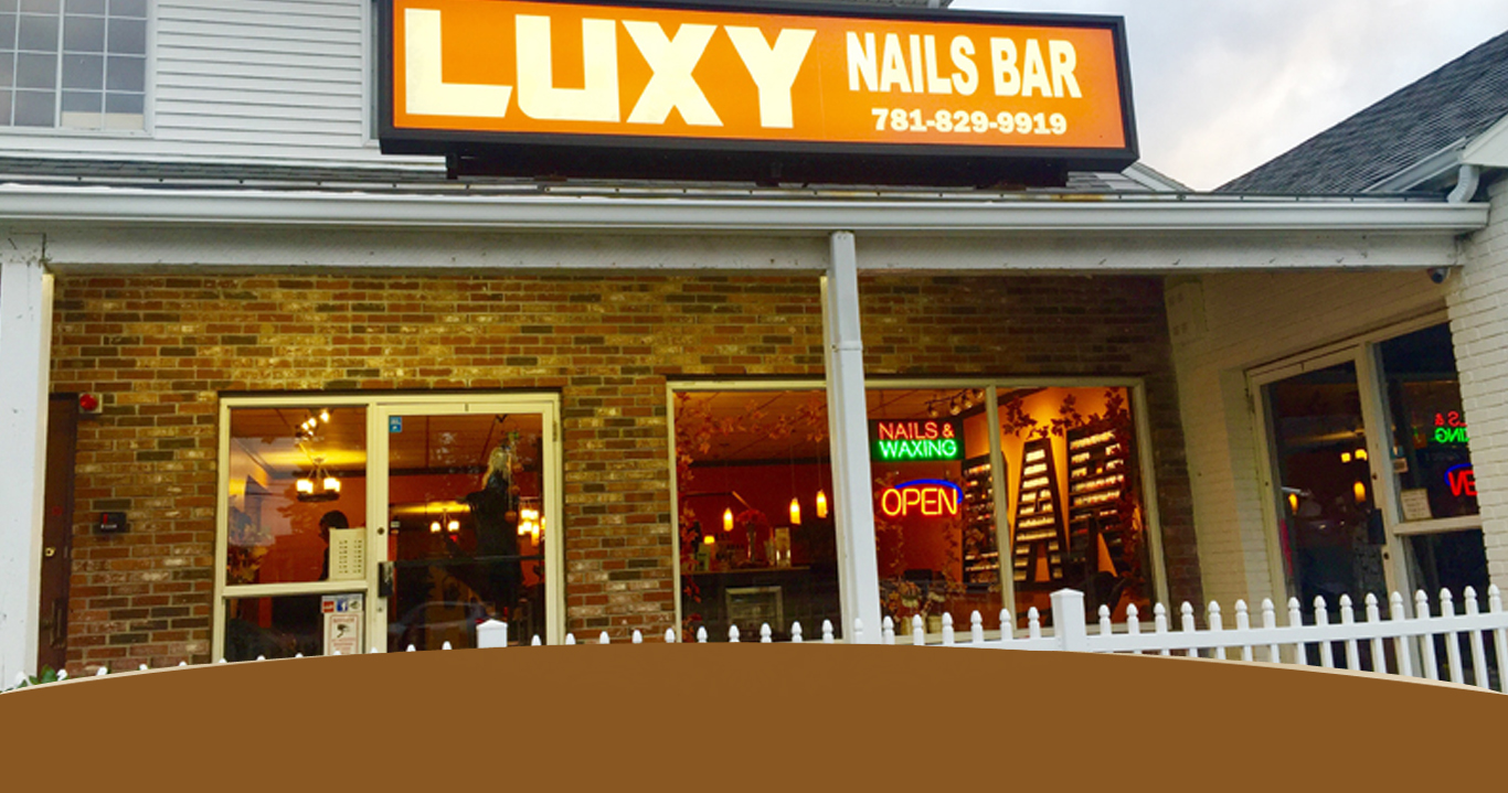 Nail salon Pembroke, Nail salon 02359, Luxy Nails Bar